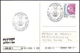 ITALIA GROSSETO 2004 - 20° ANNIVERSARIO FONDAZIONE ROSEMAR BASEBALL CLUB - CARTOLINA UFFICIALE VIAGGIATA - Baseball