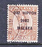 JAPANESE  OCCUP.  PAHANG  N 14   (o) - Great Britain (former Colonies & Protectorates)