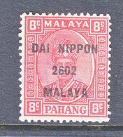 JAPANESE  OCCUP.  PAHANG  N 15   (o) - Grande-Bretagne (ex-colonies & Protectorats)