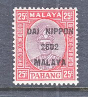 JAPANESE  OCCUP.  PAHANG  N 18    * - Great Britain (former Colonies & Protectorates)