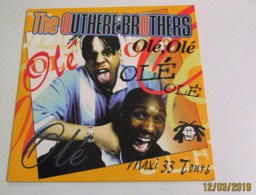Maxi 33T THE OUTHERE BROTHERS : Olé Olé - Dance, Techno & House