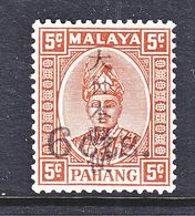 JAPANESE  OCCUP.  PAHANG  N 20    * - Great Britain (former Colonies & Protectorates)