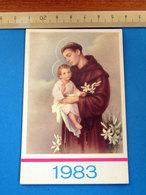 S. ANTONIO CALENDARIO 1983 - Calendari