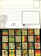 600886,Mehrbild Ak Tapis Berbere De Gafsa Teppiche Muster Tunisia - Tunesien