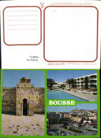 600874,Sousse Et L Hotel Marabout Tunisia - Tunesien