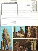 600873,Mehrbild Ak Carthage Antiquarium Tunisia - Tunesien