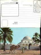 600869,Jerba La Mosquee De Mahboubine Moschee Kamel Tunisia - Tunesien