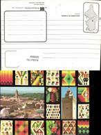 600868,Mehrbild Ak Souvenir De Tunisie Gafsa Teppich Muster Tunisia - Tunesien