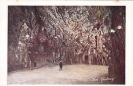 LA SALA DA BALLO. R.R. GROTTE DI POSTUMIA (GIA ADELSBERG). FOTO M CAPELLI. SAI. CPA CIRCA 1930s - BLEUP - Slovenia