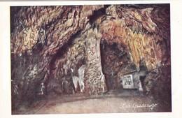 LA PIAZZA DELLA... R.R. GROTTE DI POSTUMIA (GIA ADELSBERG). FOTO M CAPELLI. SAI. CPA CIRCA 1930s - BLEUP - Slovenia