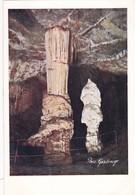 IL BRILLANTE. R.R. GROTTE DI POSTUMIA (GIA ADELSBERG). FOTO M CAPELLI. SAI. CPA CIRCA 1930s - BLEUP - Slovenia