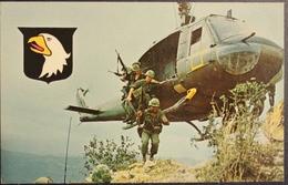 Two Postcards : The Screaming Eagles And De Havilland Mosquito - Altri