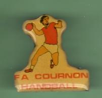 HANDBALL *** FA COURNON *** 0019 - Handball