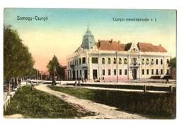 1911 -  Somogy-Csurgo - Csurgói Takarékpénztár  - Palotaja - Very Rare - Hongarije