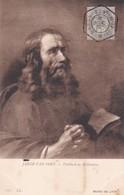 JAKOB VAN OOST. VIEILLARD EN MEDITATION. LL. OBLITERE NANCY 1910 SUR PAQUEBOT STEAMER - BLEUP - Paintings