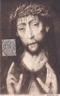 MATSYS. LE CHRST COURONNE D'EPINES. LL. OBLITERE NANCY 1910 SUR PAQUEBOT STEAMER - BLEUP - Paintings