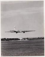 ENGLAND  -  PHOTO PHOTOGRAPHY - AIRPLANE - AIRCRAFT - BRABAZON 1 FIRST FLIGHT , SUNDAY SEPT.4.1949   - 23,2 Cm X 18,1 Cm - Aviation