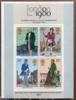 1979 Rowland Hill MS 1099 MNH - Blocks & Miniature Sheets