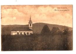 1911 - Also-Szolcsva / Alsószolcsva / Sălciua De Jos - Dr.Helvey Felveteie - Very Rare - Rumänien