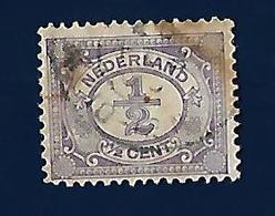 Netherlands Indies 1/2 Cent 1898 -19 - Period 1891-1948 (Wilhelmina)