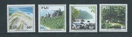 Fiji 1991 Environment Protection Scenic Views Set 4  MNH - Fiji (1970-...)