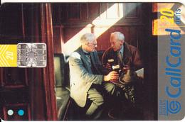 IRELAND - Turism, Beautiful Ireland/Pub, Chip SC7, Tirage 87500, 06/99, Used - Irlanda