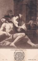 STANZIONI. SAINT SEBASTIEN. LL. OBLITERE NANCY 1910 SUR PAQUEBOT STEAMER - BLEUP - Paintings
