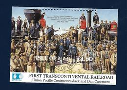 First Transcontinental Railroad - Isle Of Man