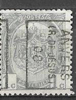 8S-251: N° 1108 B - Tab  : ANVERS (R. DE JESUS) 08 - Precancels