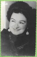 Ovar - Actriz E Fadista Maria Albertina (Autografado) - Teatro - Música - Cinema - Artista (Fotográfico) - Theatre