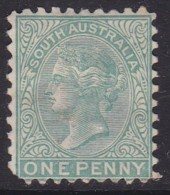 South Australia 1878 P.10 SG 167a Mint Hinged - 1855-1912 South Australia