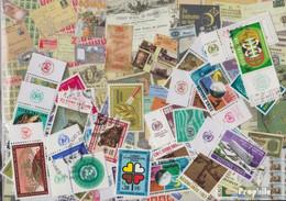 UNO - Genf Briefmarken-50 Verschiedene Marken - Briefmarken