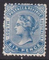South Australia 1896 P. 13 SG 194 Mint Creased - 1855-1912 South Australia