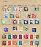 !■■■■■ds■■ Portugal 1931-1943 Collection Used Stamps (D508) - 1910-... Republik