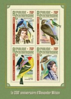 Central Africa 2016  Alexander Wilson ,birds - Central African Republic