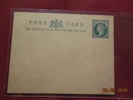 Entier Postal Neuf - Luftpost & Aerogramme