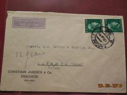 Lettre à Destination Des USA - 1891-1948 (Wilhelmine)
