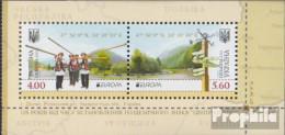 Ukraine 1249C-1250C Paar (kompl.Ausg.) Postfrisch 2012 Besuche - Ukraine