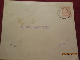Entier Postal De 1892 à Destination De Wien - Ganzsachen