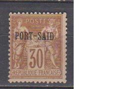 PORT-SAID         N°  YVERT  :   12   NEUF AVEC  CHARNIERES      ( Ch  2/04  ) - Port-Saïd (1899-1931)