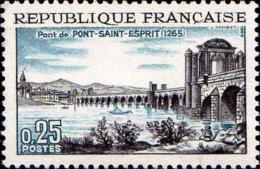 France Poste N** Yv:1481 Mi:1543 Pont De Pont-St-Esprit - Frankreich