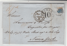 Peru / U.S. / Panama / British Post Offices Abroad - Pérou
