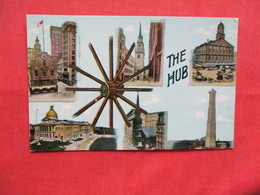 The Hub Massachusetts > Boston>  Ref 3229 - Boston