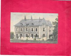 POUILLY SUR SAONE - CPA COLORISEE TRES RARE Du Chateau - DELC8/BES - - France