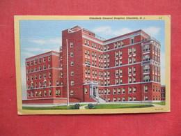 Elizabeth General Hospital   - New Jersey >Elizabeth  Ref 3229 - Elizabeth