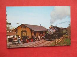Black River & Western Railroad  Flemington -Ringoes   - New Jersey   Ref 3229 - Etats-Unis