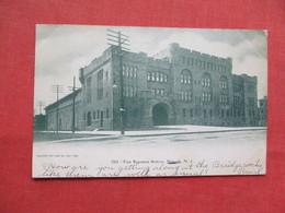 First Regimential Armory Newark   - New Jersey   Ref 3229 - Etats-Unis