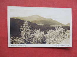 Whiteface From Cobble  Lake Placid Club   RPPC   - New York >  Ref 3229 - NY - New York