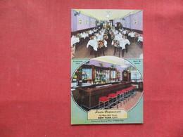 Louis Restaurant  48 Th Street New York > New York City   Ref 3229 - Manhattan