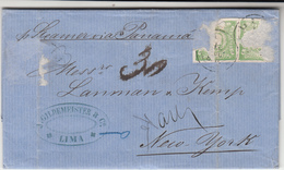 Peru / U.S. / Tax - Pérou
